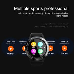 Image 5 - LOKMAT SMA TK05 Smart Watch 1.3inch Screen BT3.0+4.0  Pedometer Heart Rate Alarm Remote Camera GPS Sports Smartwatch Men Women