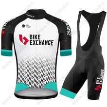 2021 bicicleta troca conjunto camisa de ciclismo pro equipe kit roupas ciclismo bicicleta estrada terno bib shorts mtb maillot ropa