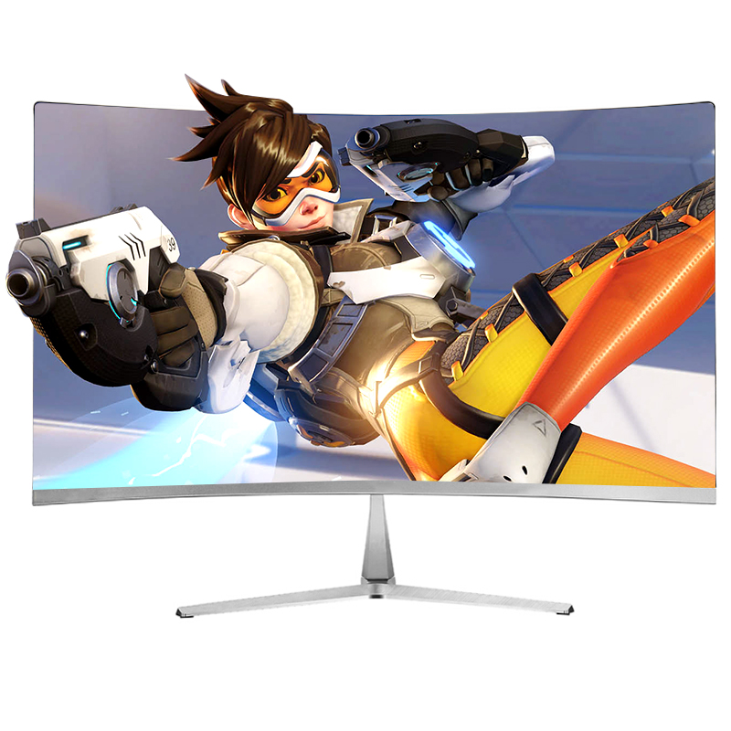 32 inch curved screen, china frameless monitor, display <font><b>240Hz</b></font> QHD fashionable outlook image