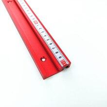 Прочный Торцовочная дорожка стоп для Т-образных дорожек деревообрабатывающий алюминиевый инструмент гаджет