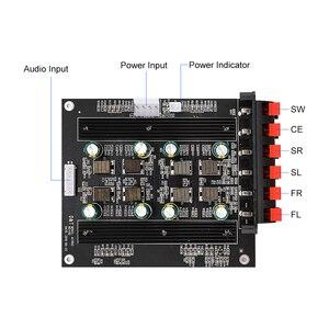 Image 3 - AIYIMA TPA3116 5.1 amplificateur de puissance numérique carte Audio Amplificador 50Wx4 100Wx2 haut parleur amplificateur bricolage 5.1 Home son cinéma