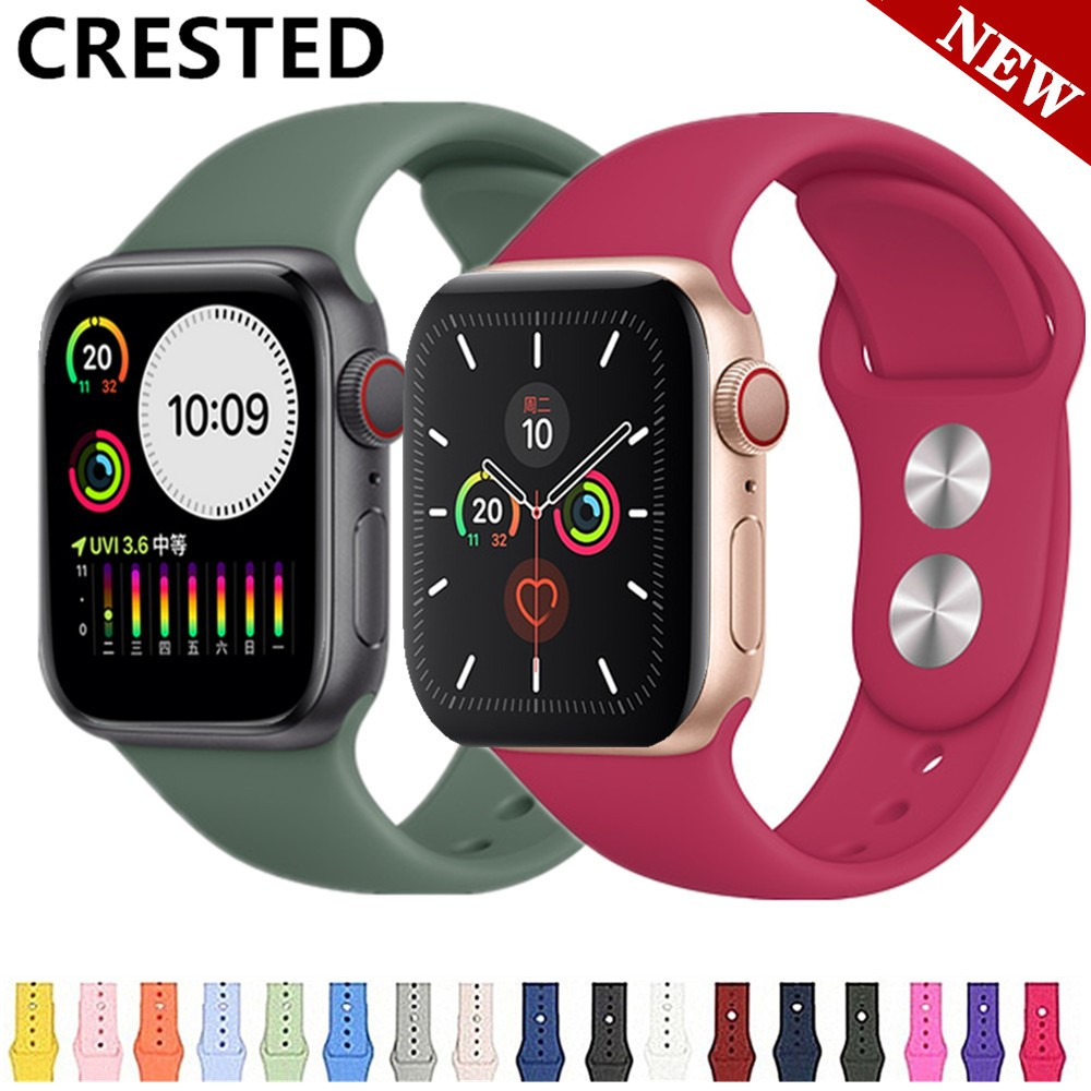 Strap For Apple Watch Band 44mm/40mm Iwatch Band 5 4 42mm 38mm Correa Pulseira Watch Band For Apple Watch 5 4 3 Bracelet 44 Mm