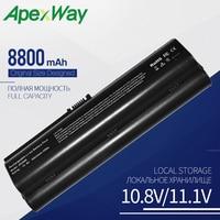 8800mAh Laptop battery for HP Pavilion DV2000 DV6000 Presario V3000 v6000 EV089AA EX941AA HSTNN LB31 EV088AA EX940AA HSTNN DB32