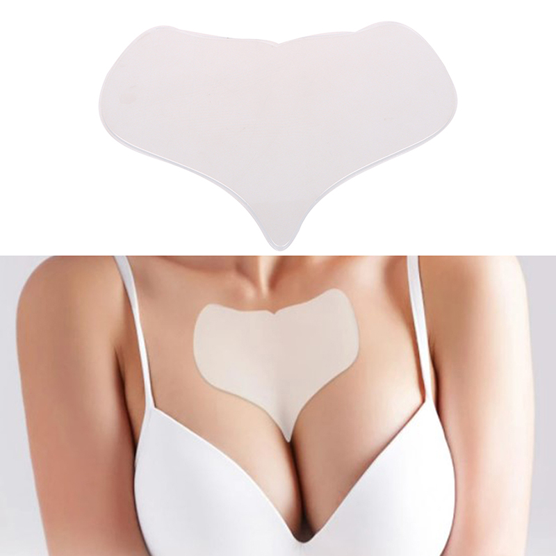 Silicone Anti Wrinkles Chest Patch Reusable Anti Aging Breast Lifting Transparent Wrinkles Removal Pad Skin Care Sticker