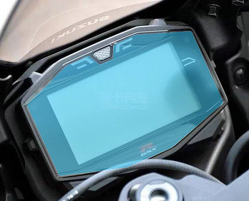 Cluster Scratch Protection Film Screen Protector For Suzuki GSXR1000 L7 2017-2018