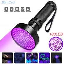 50/100 LED UV Flashlight…