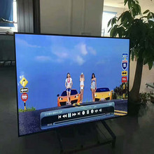 100'' inch Smart wifi 4k TV Android system multi languages led Television TV