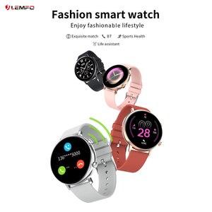 Image 4 - LEMFO GW33 Smart Watch Men Bluetooth Call IP67 Waterproof Fitness Tracker Sleep/Heart Rate/Blood Pressure Monitor Sports Watch