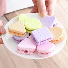 цены Cute Cookie Shape Pencil Sharpener for Home Classroom Office Kids Students Stationery