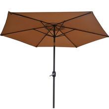 Садовый набор с поддержкой зонтика практичный дизайн стабильная