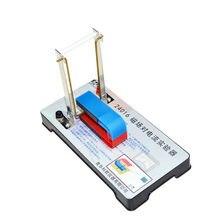 Modelo de Ensino Experimento PVC Campo Magnético do Campo magnético Para Tester Atual 24016 Modelo Físico Experimental Ensino Aids