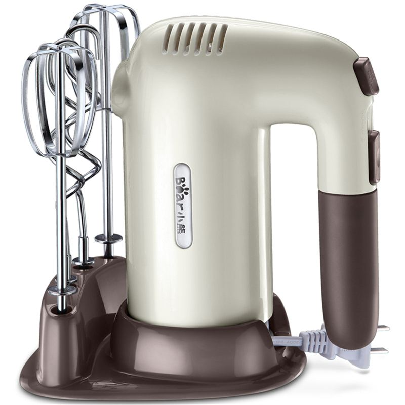Bear DDQ-B01A1 200W Household Electric Egg Beater 5-Speed Butter Mixer Baking Machine For Kitchen Baking Tool