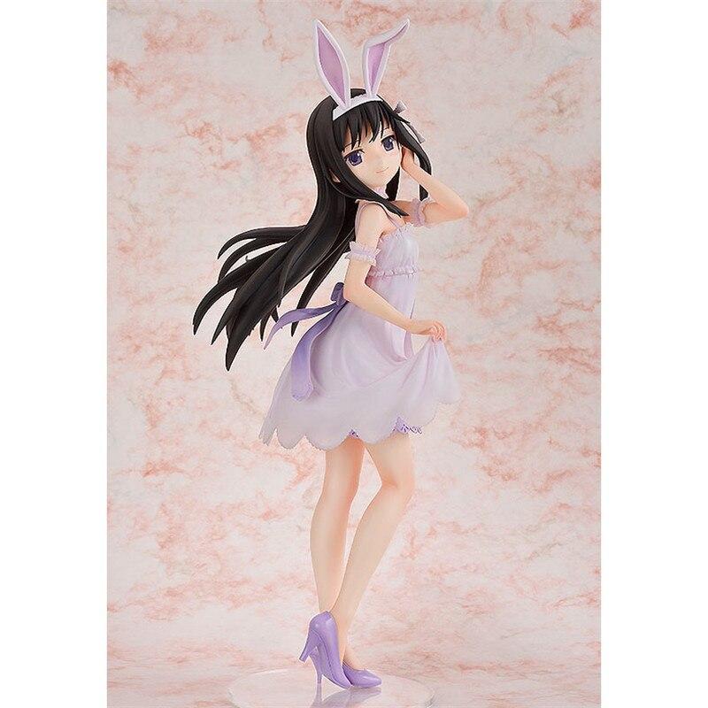 Pre Verkauf 1/4 Akemi Homura Anime Figur Magica Quartet Series Spiel Peripherie Sammeln Ornamente Modelle Anime Charakter Pvc Spielzeug