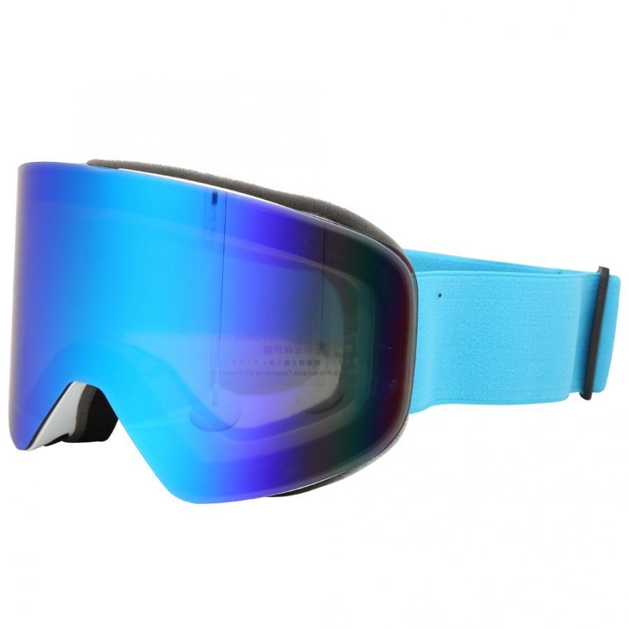 Наружные велосипедные очки, анти-УФ очки для катания на лыжах, двухслойные очки для сноуборда, спортивные защитные аксессуары
