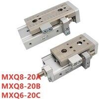 MXQ MXQ8 MXQ8L MXQ8 20A MXQ8 20AS MXQ8 20AT MXQ8 20B MXQ8 20C NEW Original genuine Slide guide cylinder Pneumatic