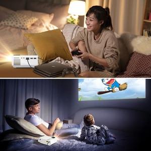 Image 4 - BYINTEK K1plus taşınabilir ev sineması Mini 1080P Video oyunu LED projektör Beamer Proyector için Smartphone 1080P 3D 4K sinema