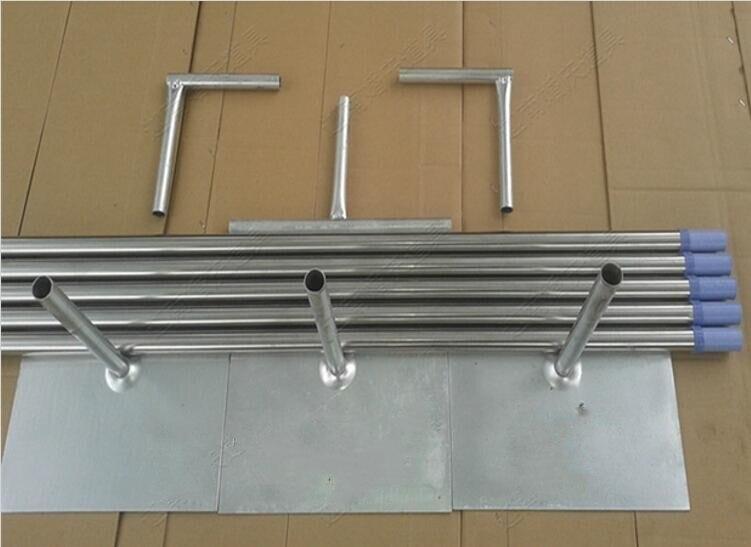 Support de toile de fond de mariage de tuyau d'acier inoxydable de mariage de qualité supérieure de 3M * 6M 3*3m 4*4m avec le cadre extensible de toile de fond de tiges