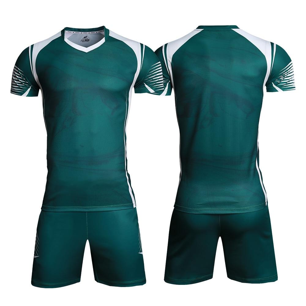 Volleyball Uniform Custom-Made Suit Men'S Match Dress Quick Dry Air Volleyball Jersey Women'S Training Uniform Shorts Sleeve