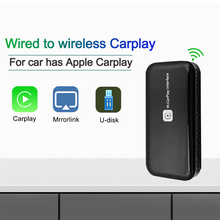 Video-Box Mirror Link Carplay-Adapter Wireless Auto-Connect Bluetooth2.0 New-Version