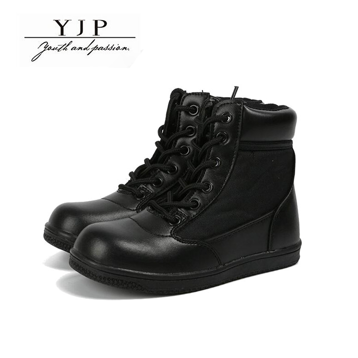 Combat Boots For Boys