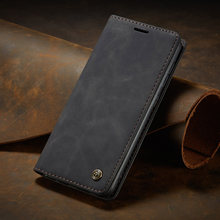 Luxury Leather Phone Case For Samsung Galaxy Note 10 Plus Lite M80S M60S M31 M30S M30 M21 M20 M10S M10 Flip Wallet Magnetic Cove