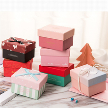 High-grade 10pcs/lot 9 styles Mini Gift boxes birthday favor baby shower party gift wedding Decor