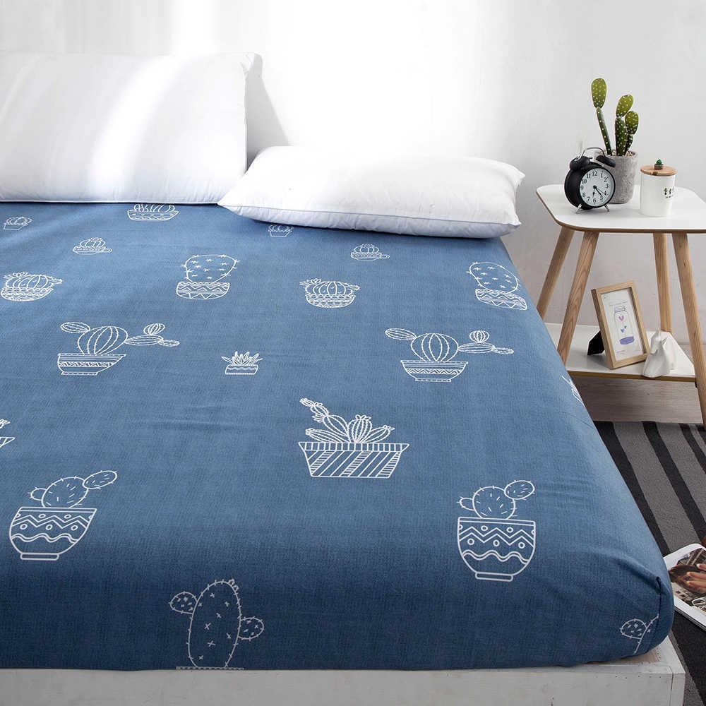 Moda zestawy pościeli luksusowe łóżko pościel mody prosty styl kołdra pokrycie płaskiego arkusza zestawy pościeli cztery pory roku pełna King Twin królowa