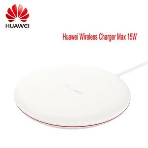Image 1 - HUAWEI המקורי CP60 צ י מקסימום 15W מהיר אלחוטי מטען להחיל עבור iphone Xs מקס/XR/X/ huawei Mate20 פרו/RS Galaxy S9 מהיר מטען