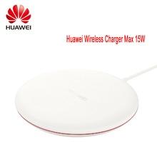 Оригинальное Быстрое беспроводное зарядное устройство HUAWEI CP60 QI Max, 15 Вт, подходит для iphone Xs Max/XR/X/Huawei Mate20 Pro/RS Galaxy S9, быстрое зарядное устройство