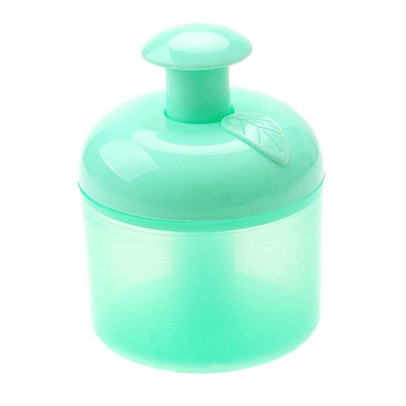 Portable Foam Maker Facial Cleanser Foam Cup Body Wash Bubble Maker Bubbler For Travel Makeup Tool Green