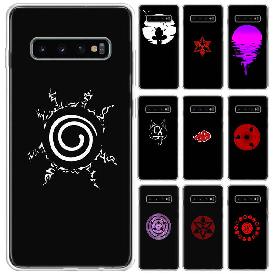 Anime Naruto Wallpaper Phone Case For Samsung Galaxy S20 Ultra Plus S7 S8 S9 S10 S10e Note8 Note9 Note10 J4 J6 J8 Plus Lite 2020 Phone Case Covers Aliexpress