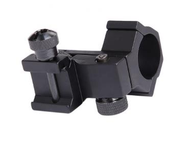 visao laser lanterna rifle escopo montagem ajustavel 05