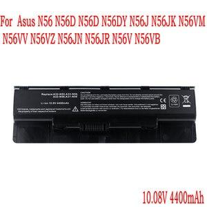 High Quality A31-N56 A32-N56 Laptop battery For Asus N56 N56D N56D N56DY N56J N56JK N56VM N56VV N56VZ N56JN N56JR N56V N56VB