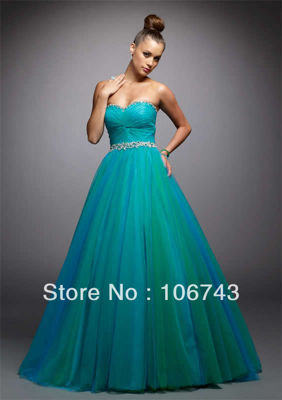 Free Shipping 2016 New Style Hot Sale Sexy  Bride Wedding Sweet Princess Custom Size Draped Beading Wedding Dress