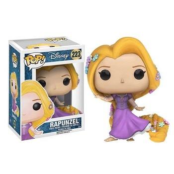 Funko POP Disney Princess Belle Tangled Ariel Cinderella Tiana Action Figure Toys Vinyl Dolls for Kids Birthday Gifts 2