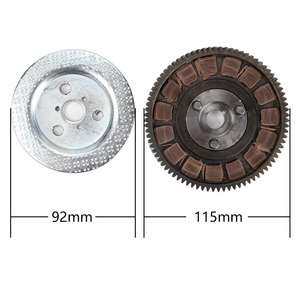 Image 5 - 2 Stroke Motorized Bicycle Complete Clutch Bevel Wheel Assembly Bike Replacement For 80cc Gas Motorized Bicycle