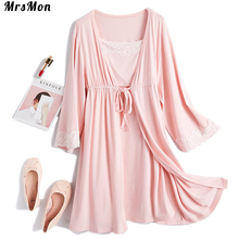 2Pcs/Set Pregnancy Maternity Pajamas Sleepwear Nursing Pregnant Pajamas Breastfeeding Nightgown Elegant Maternity Nursing Dress breastfeeding clothes for pregnant women 2017 autumn nursing pajamas casual clothing set long sleeve maternity sleepwear a0035