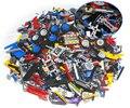1000Pcs Blocos de Construção Da Cidade Massa Criativa Define Compatível Com LegoINGs DIY Assembléia Educacional bricks Brinquedos para Crianças