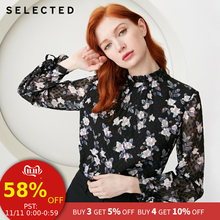 Lace-up Figure SELECTED Women's