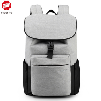 Tigernu 2019 Casual High Quality Men Backpacks Travel Bags Fashion Multifunction Waterproof School Backpacks For Teenager Sport
