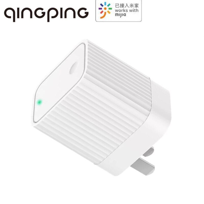 Cleargrass dispositivo inteligente, conector bluetooth, wi-fi, bluetooth, gateway hub, bluetooth, funciona com o app mijia mihome, dispositivo de casa inteligente