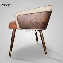 Prodgf 1 Set Modern Leisure Dining Chairs