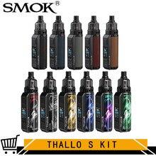 SMOK – Kit Mod Pod S pour Cigarette électronique, 100w, 5ml RPM, 2 cartouches avec RPM, 2 Mesh DC