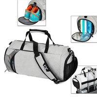 Separation Gym Bag Luggage Sports Bag Swim Bag Large Capacity Shoulder Bag Wet And Dry Bag Men And Women Shoulder Bag Universal