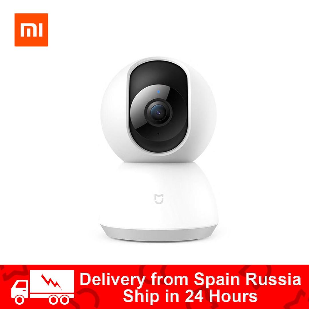 Original Xiaomi Mijia Smart Camera Night Vision Webcam IP Camera Camcorder 360 Angle Panoramic WIFI Wireless 1080P Magic Zoom
