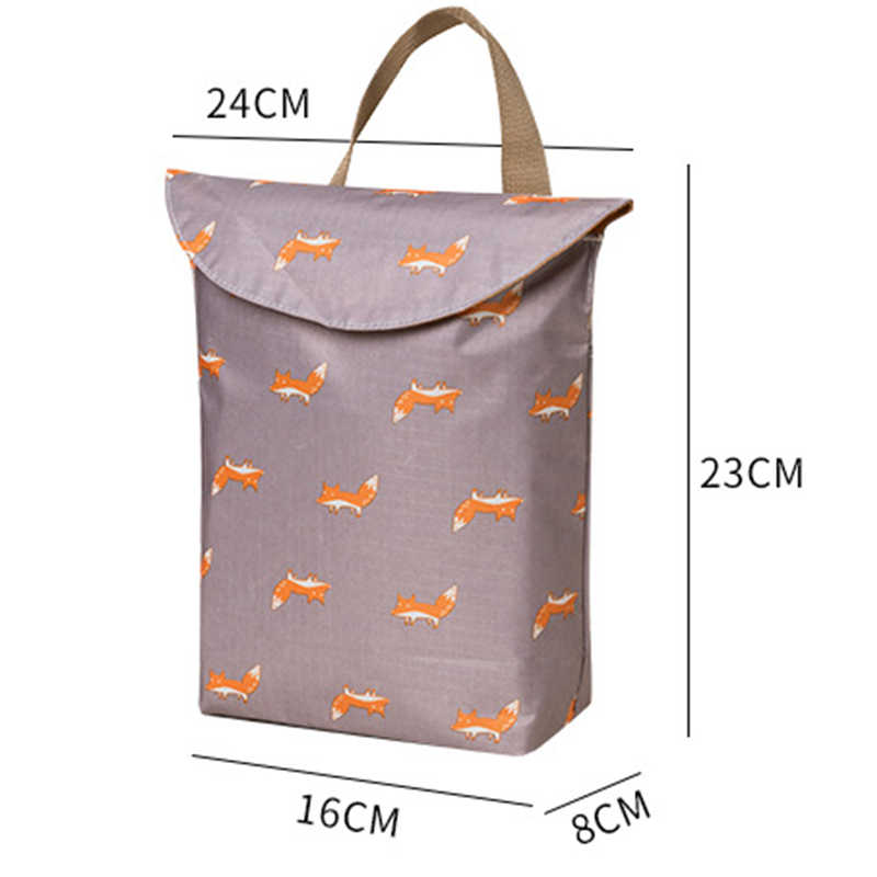 กระเป๋าผ้าอ้อมเด็กผ้าอ้อมกระเป๋ารถเข็นเด็กกระเป๋าเป้สะพายหลังผ้าอ้อมกระเป๋าแม่ Organizer Reusable กันน้ำเก็บกระเป๋าพยาบาล