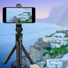 Tripod Portable 360 Degree Rotation With Bluetooth Remote For Mobile Phone LHB99