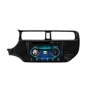 9 inch Android 2 Din Car Multimedia Player Autoradio For Kia RIO K3 2011 2012 2013 2014 Navigation GPS WIFI head unit car stereo image