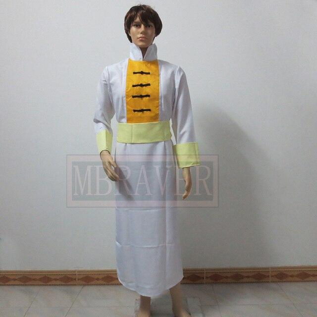 Saint Seiya Die Verloren Leinwand Waage Dohko Uniform Cos Weihnachten Halloween Uniform Outfit Cosplay Kostüm Fertigen Jede Größe