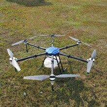 SA625 25Kg Landbouwverstuivers Drone Waterdicht Vlucht Platform 6 As 1850Mm Hexacopter Opvouwbare Frame 25L Sprink Kit X9 power